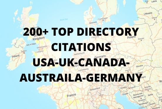 Top 10 local directory submissions