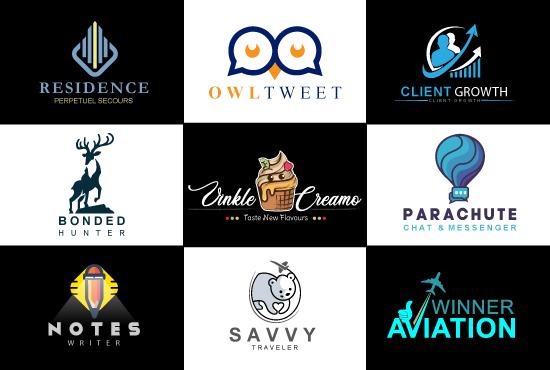 i will create a killer logo design for business in 24hr
