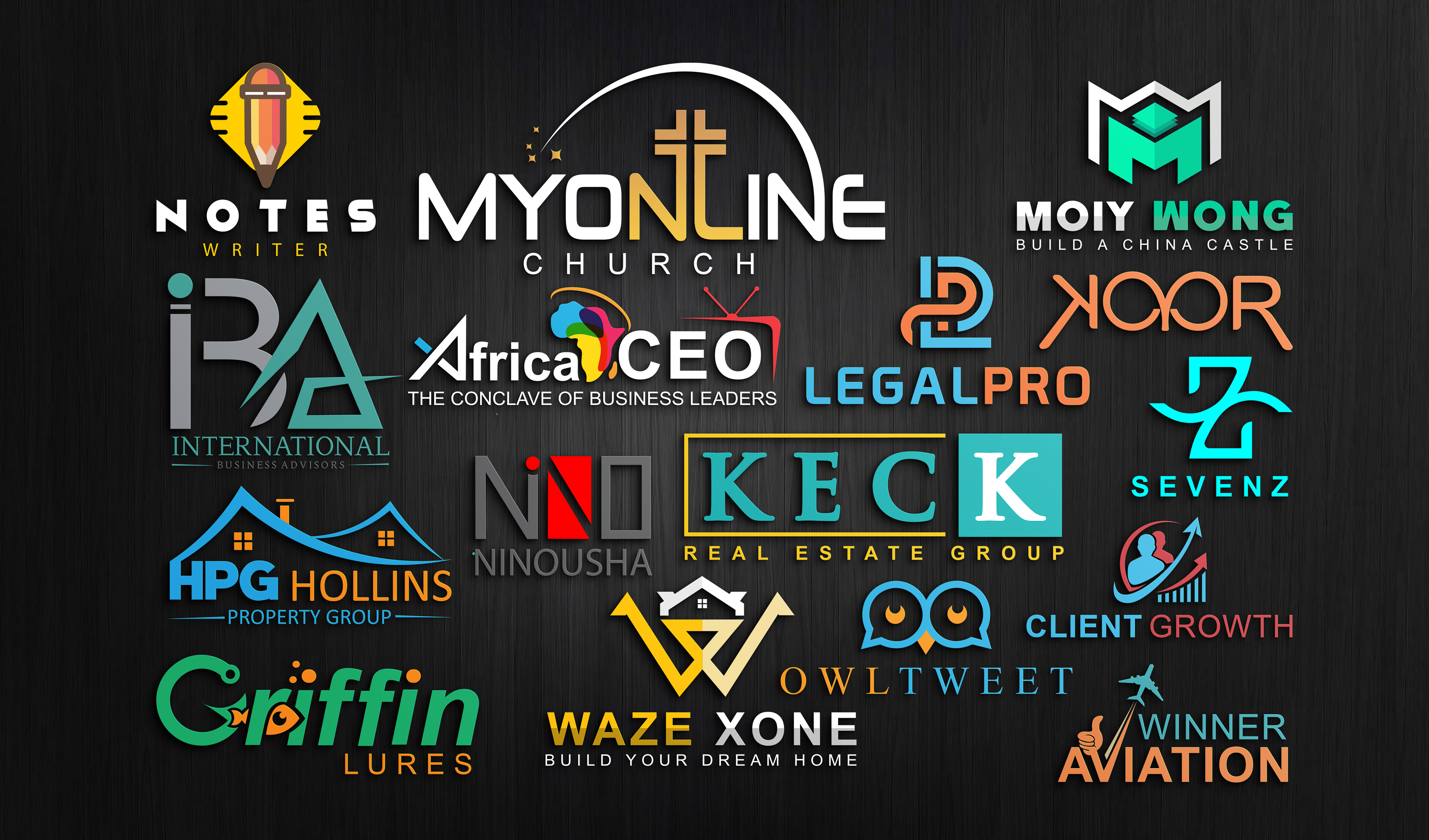 i will design killer logo design in 24hr