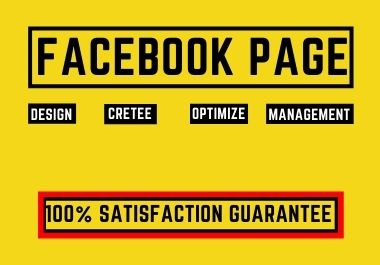 I will set up impressive Facebook business page