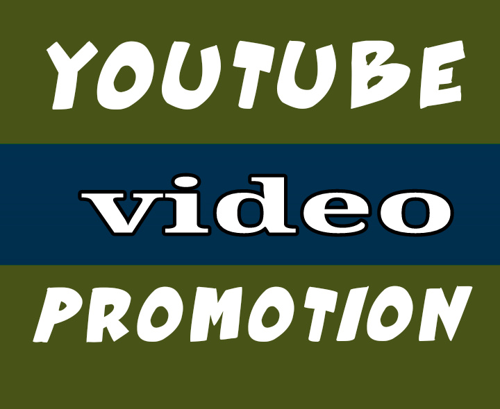Instant start YouTube video promotion marketing within 24 hours