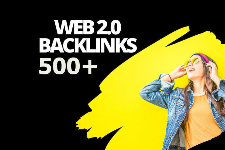 I will do 500+ web 2.0 fresh quality backlinks