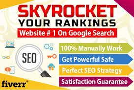 Skyrocket Your Website on Google BY MY Biggest SEO Package ON high authority manually high DAPA Site