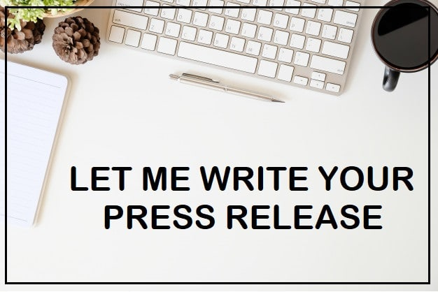 I will write 20 press release on high DA PA sites