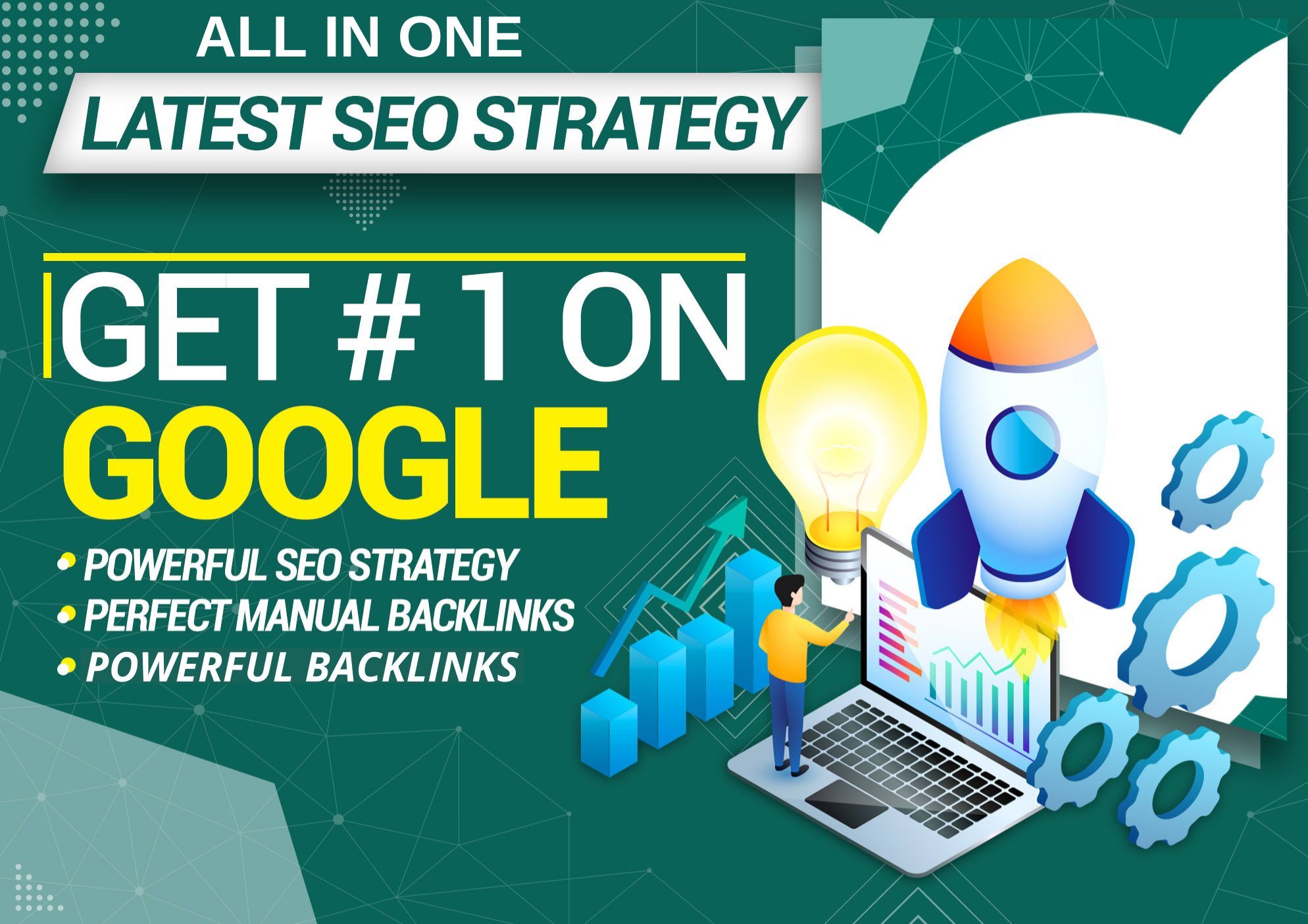 Boost your Site into TOP GOOGLE RANKING with my High DA PA Manually Biggest SEO PACKAGE