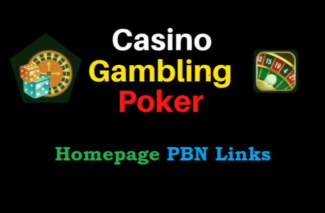 Permanent 100 powerful Casino,  Gambling,  Poker,  Sports High Quality Web2.0 PBN Backlinks