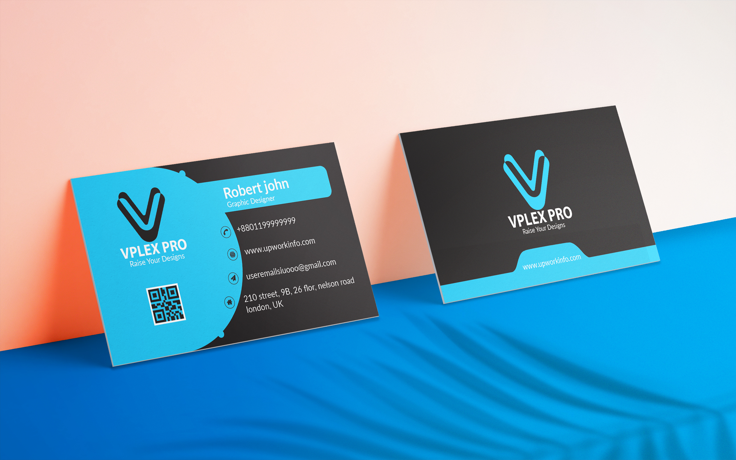 I will design unique business card, letterhead, and branding stationery