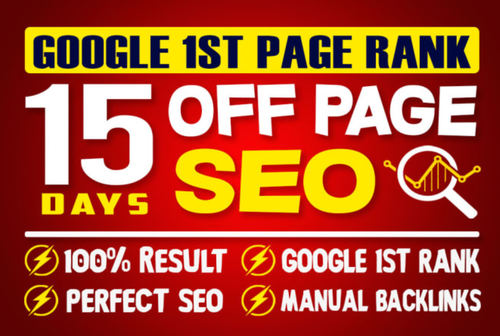 Rank Your Website on Google,  15 Days SEO DripFeed Backlinks Manually
