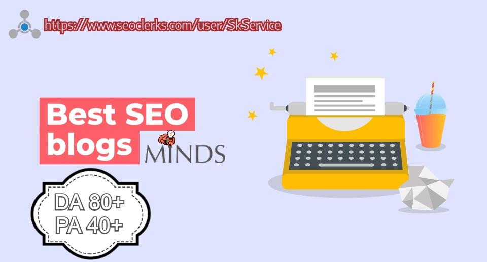 Publish a Blog Post On Minds. com
