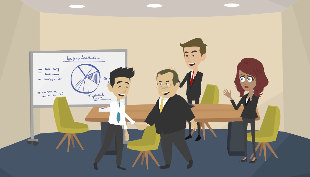 I will create a Professional 2D Animated Explainer video