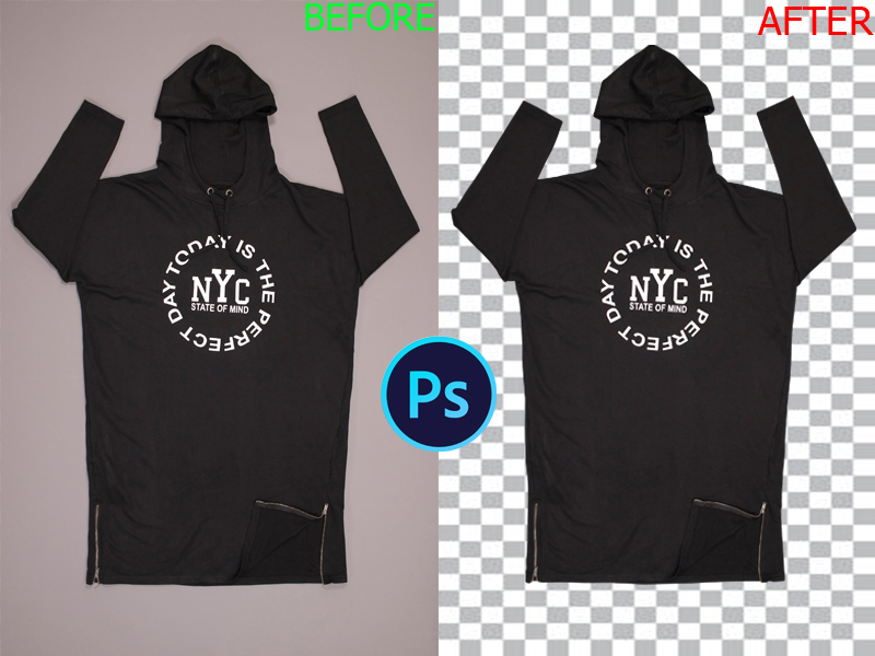I will design background removal or amazon product listing images for
