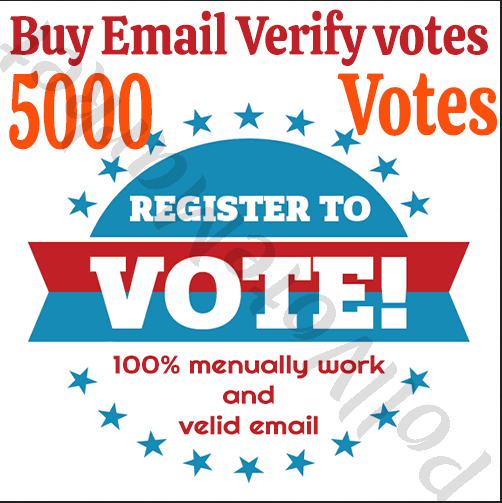 Promote you 1000 Guaranteed Different IP Votes In Your Voting Contest
