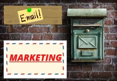 I Will manage 5k USA email list for marketing