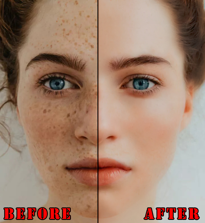 I will do advanced photo editing within 24 hours