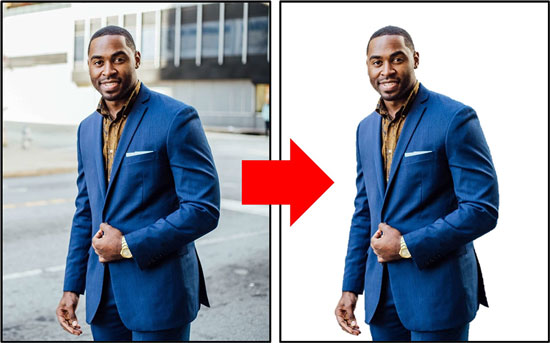 Photoshop Editing Background removing