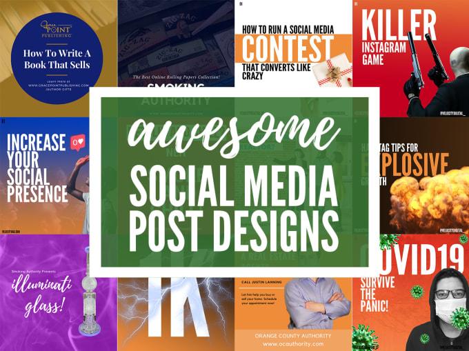 I will design social media banner for Pinterest