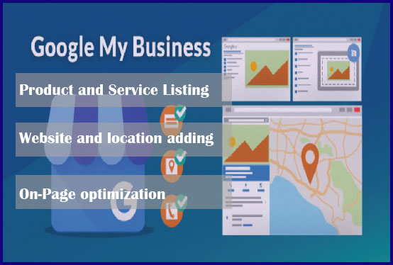 I will create,  manage and optimize your google my business account