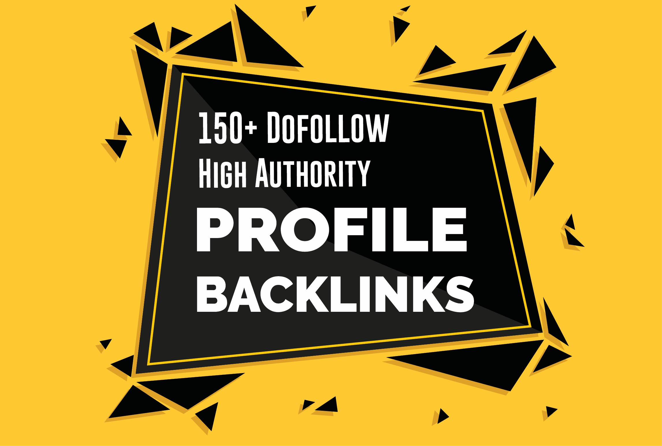 Create 150 High DA Dofollow Forum Profile,  White Hat SEO Backlinks