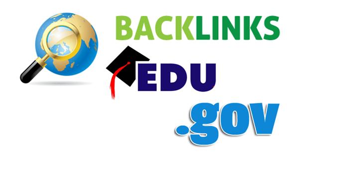 Create Manual 40 High EDU & GOV Profile Backlinks+ 150 WIKI backlinks to get google Ranking improves