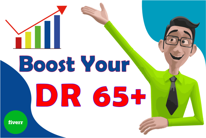 I will increase domain rating ahrefs DR 0 to 50+