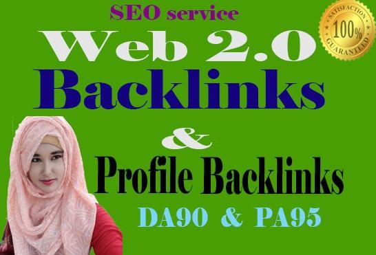 manually create 15 super buffer blog high authority web2 0 seo backlinks