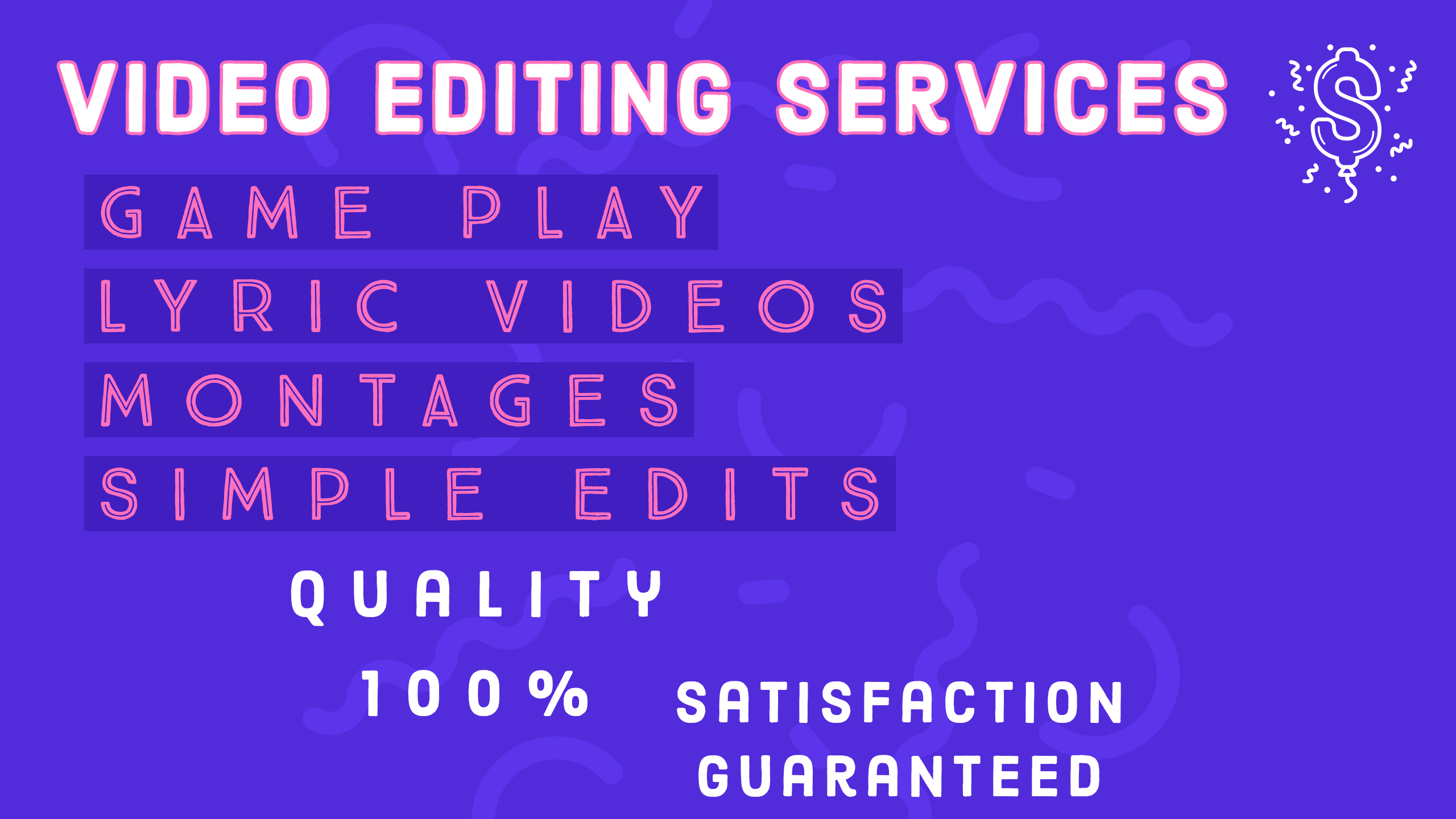 I will Edit your vlog,  AMV,  add lyrics to your video