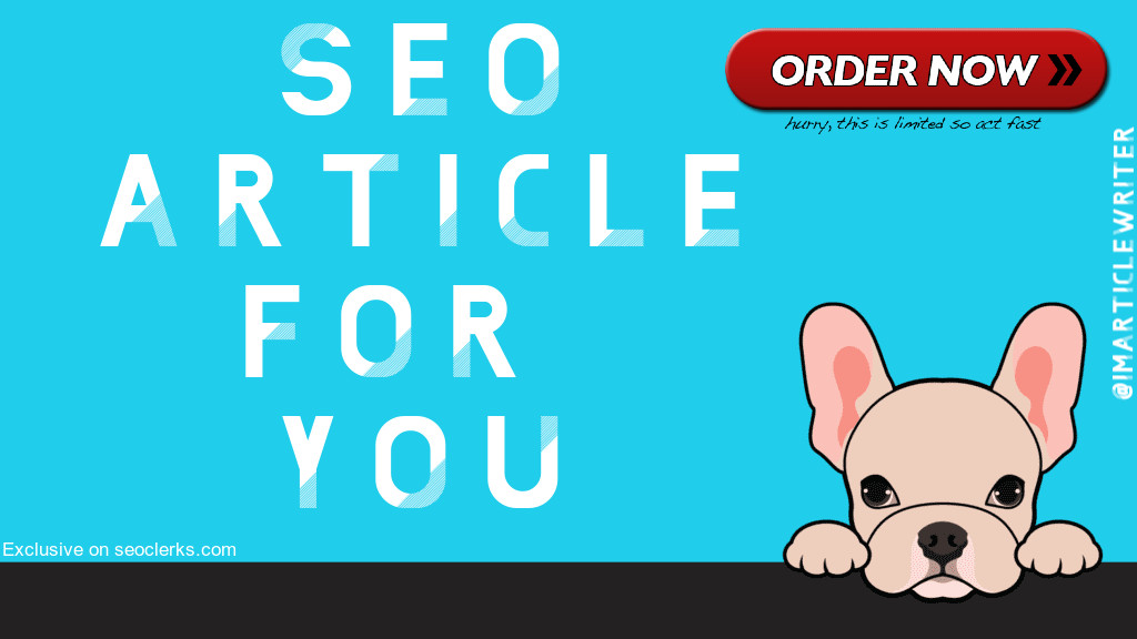 Seo Based Unique Article for you