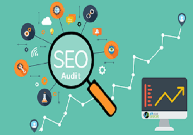 I will provide in depth SEO audit report for your website or your competitors