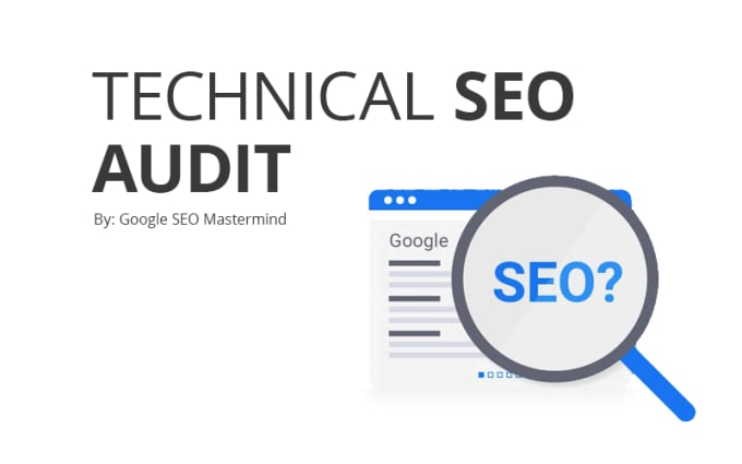 preform a high level technical SEO audit for you
