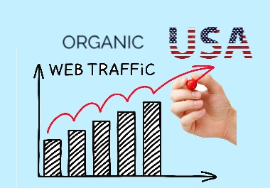 niche targeted USA web traffic for on your task