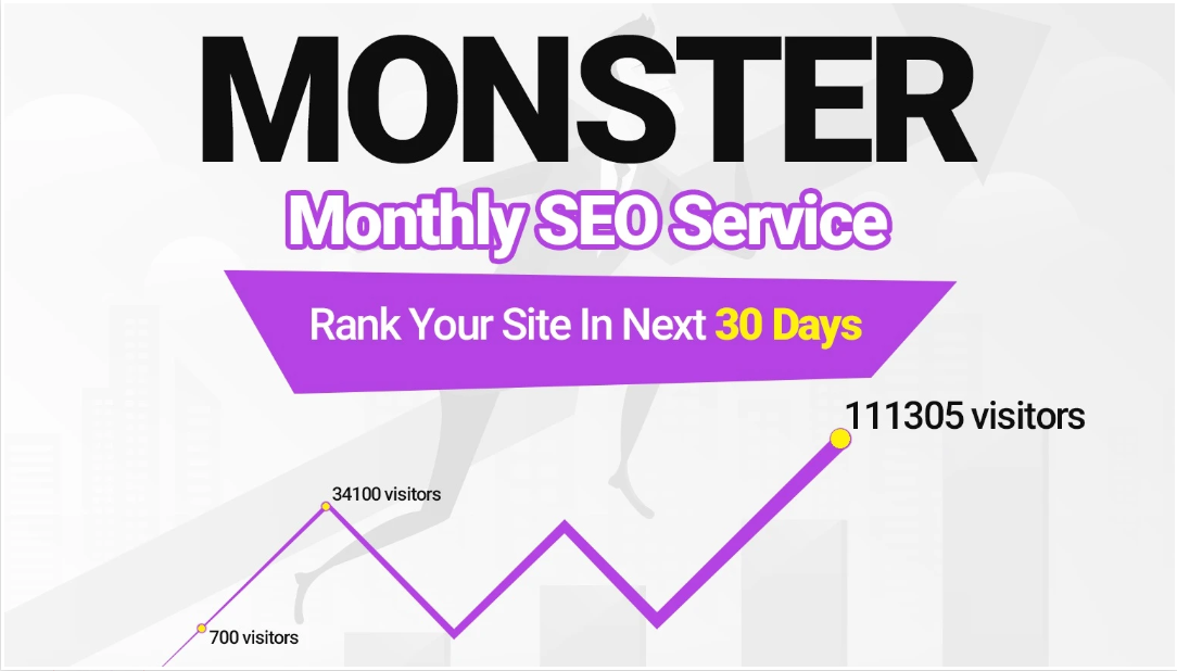 I will monthly off page SEO backlinks package updated for latest google algorithms