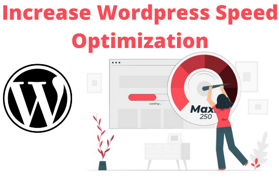 I Will Increase WordPress Speed Optimization in Google Speed test