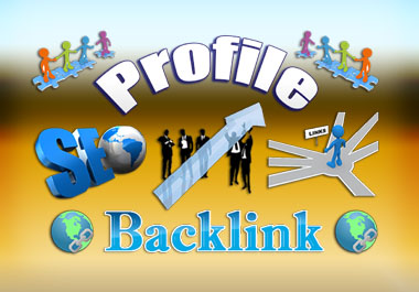 I Will Create 200 High Authority Profile Backlinks