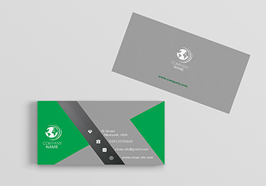 I Will Professional Commercial Business card Design Job Within 24 Hour