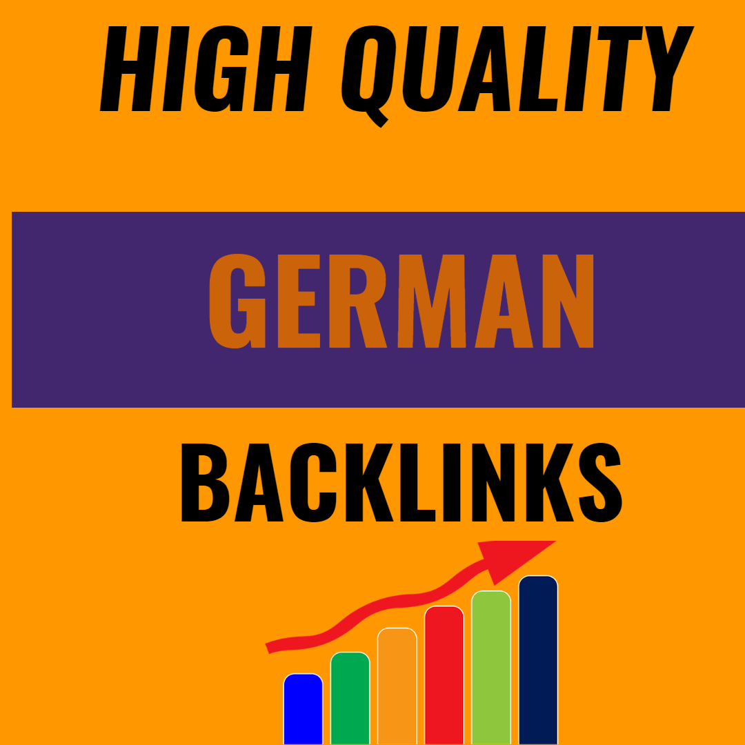 I will create 35 high quality dofollow german backlinks