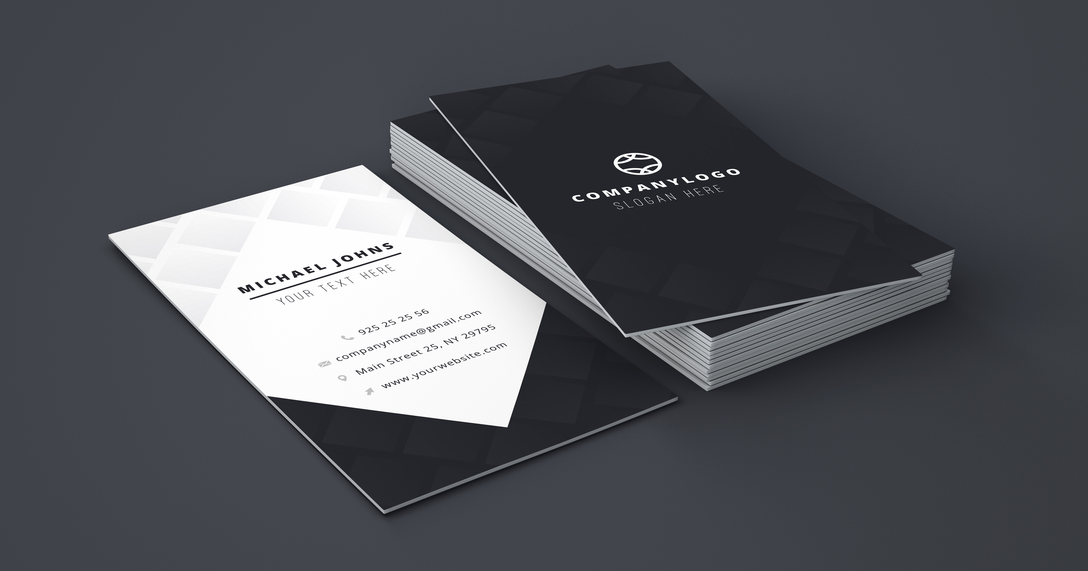 I will design unique business cards for you
