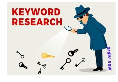 I will do depth finder SEO keyword research for your targeted niche.
