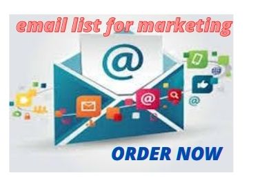 1.5k usa email list for marketing for your business