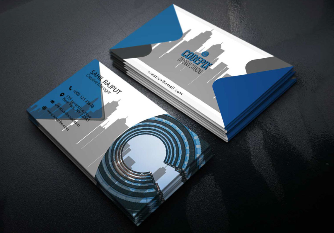 I will do Professional Creative Business Card
