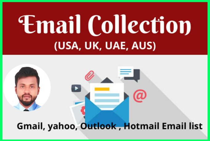 I will do niche targeted email list