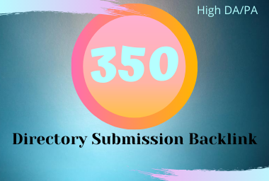 I will do Directory Submission Backlink