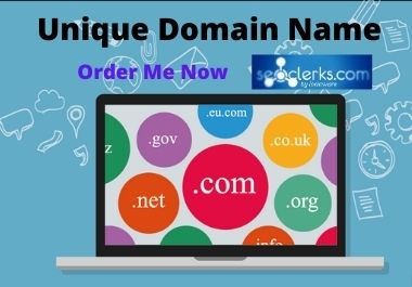 I will collect Unique Domain Name for you