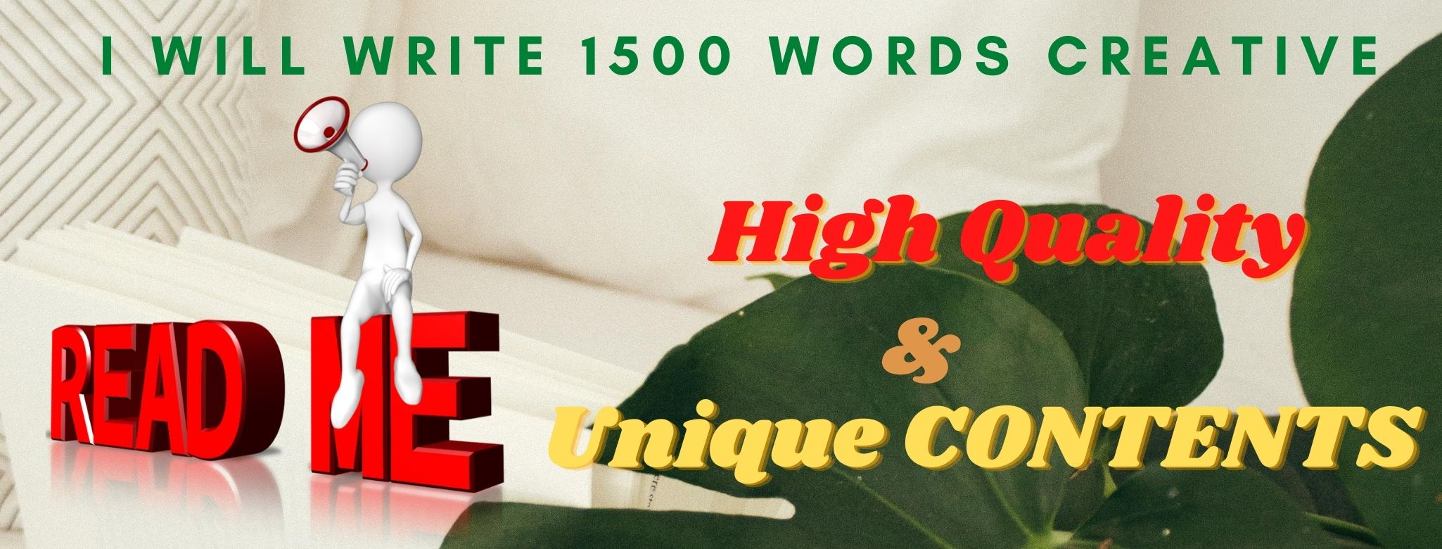 48 hour 1500 words creative article writing