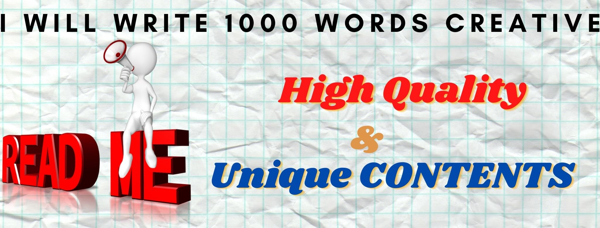 40 hour 1000 words creative article writing