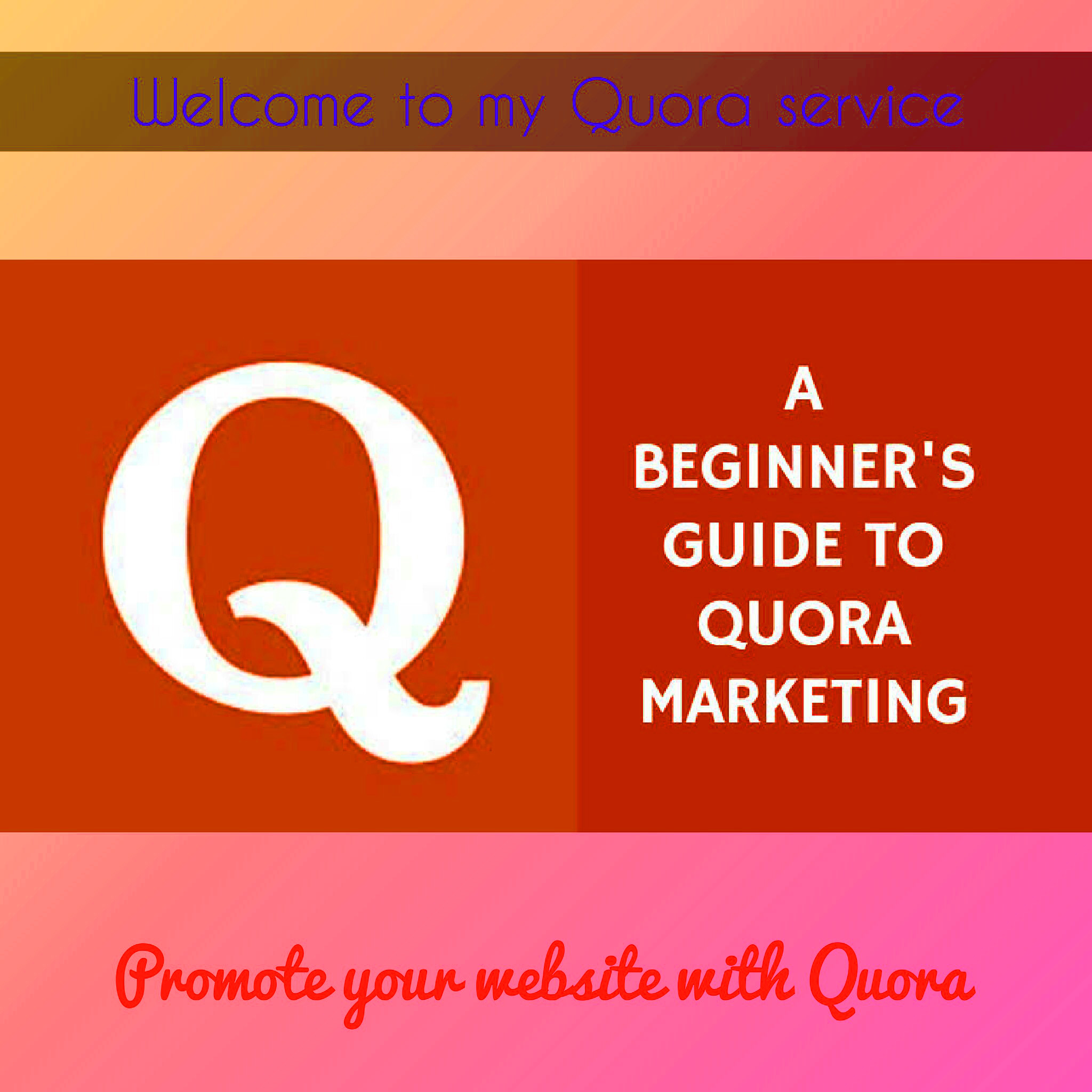 Boost your website with high quality 20+ quora answer