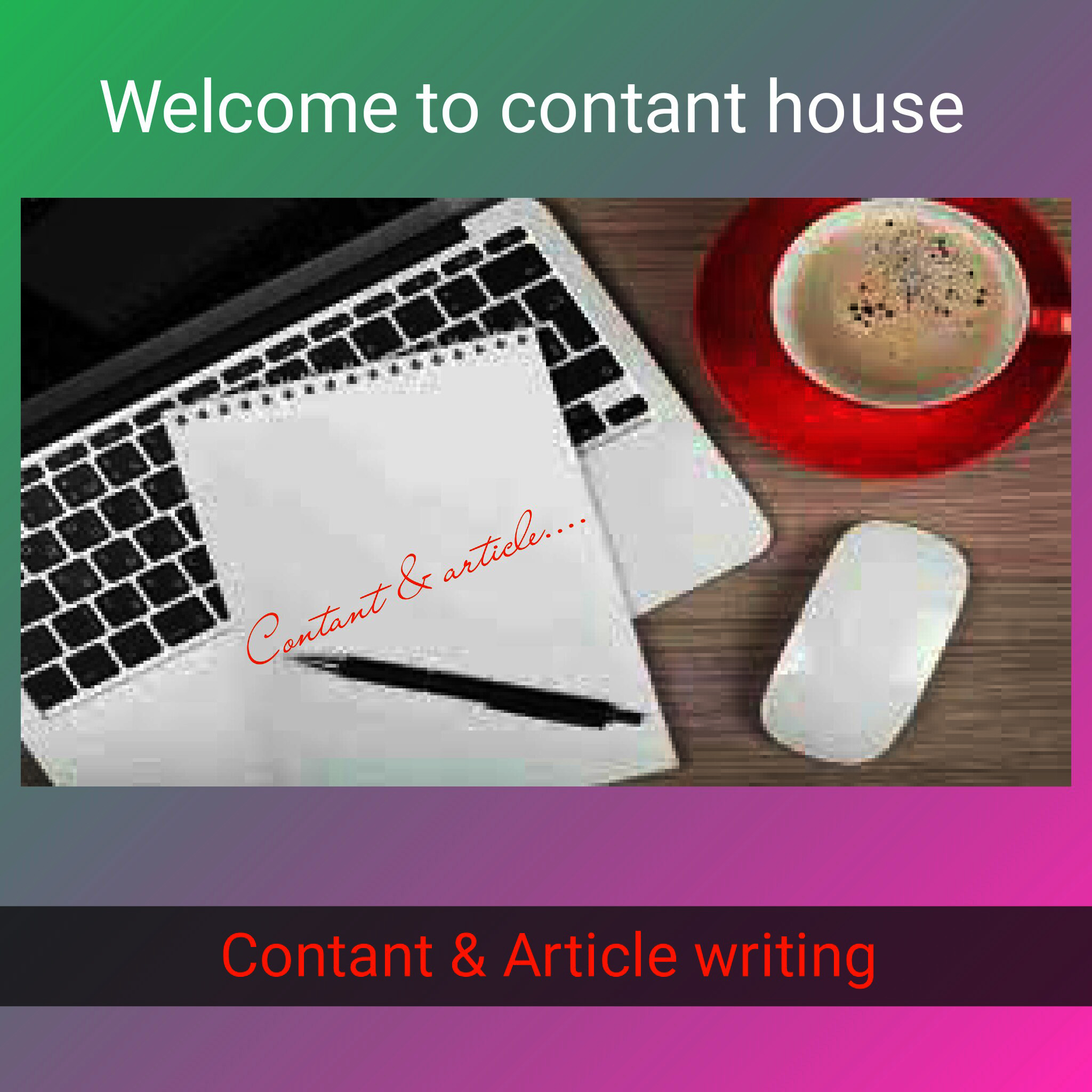 Articles/Contents for your Site or Blog.