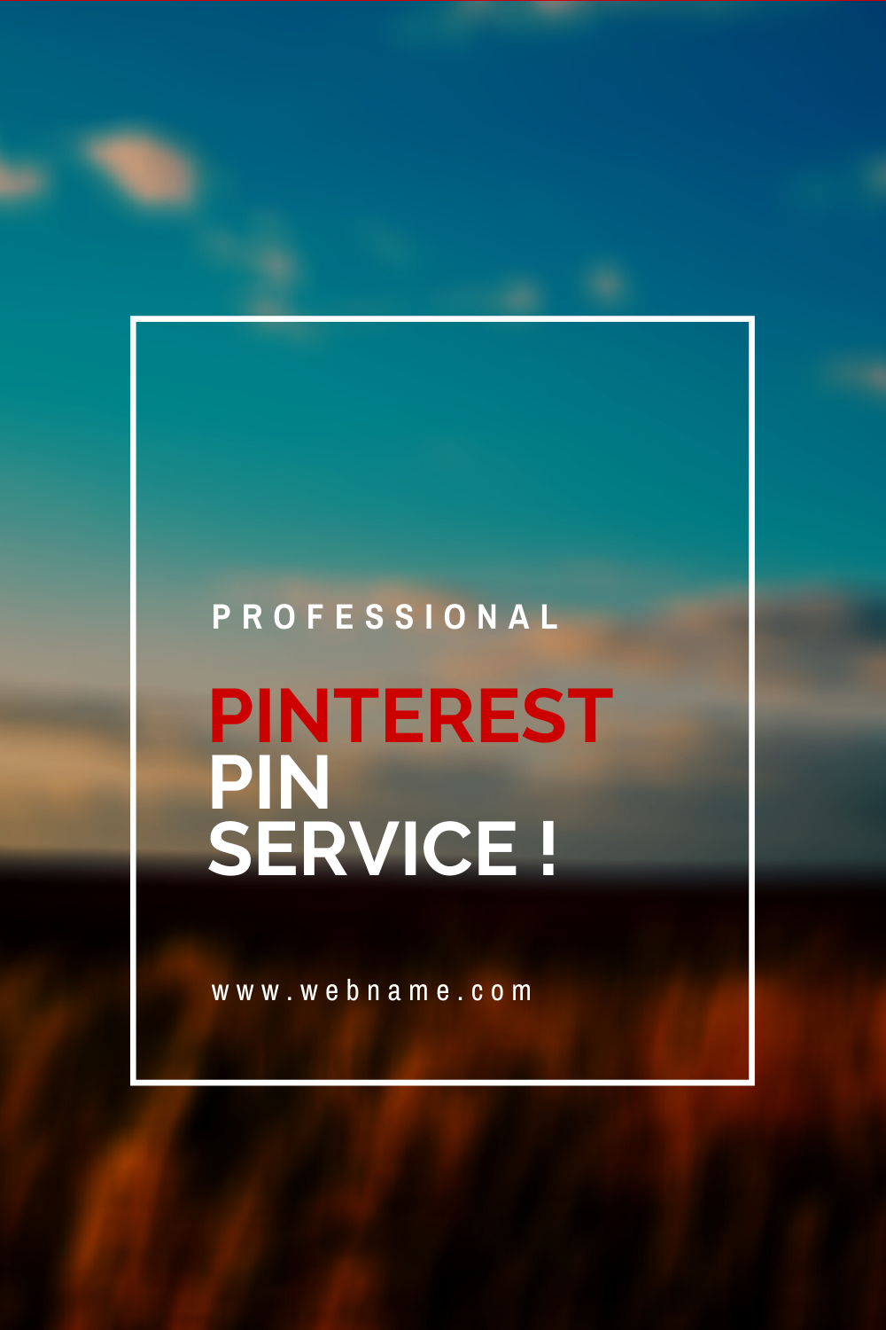 I will create most attractive Pinterest pin for targeted webtraffic