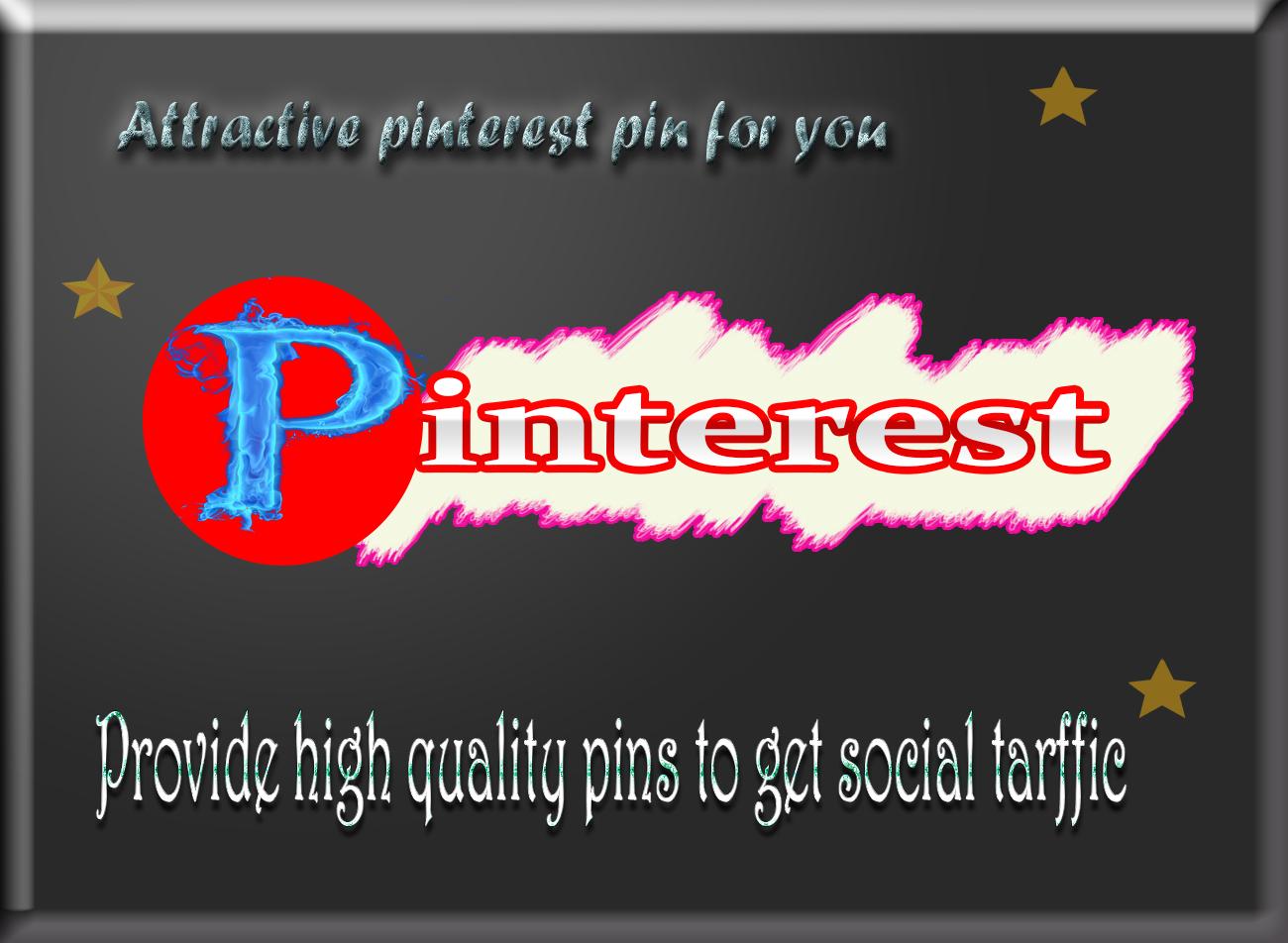 Get wonderful Pinterest pins for targeted market
