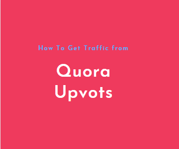 Promote your website 10 Quora Answer with Traffic and Backlinks