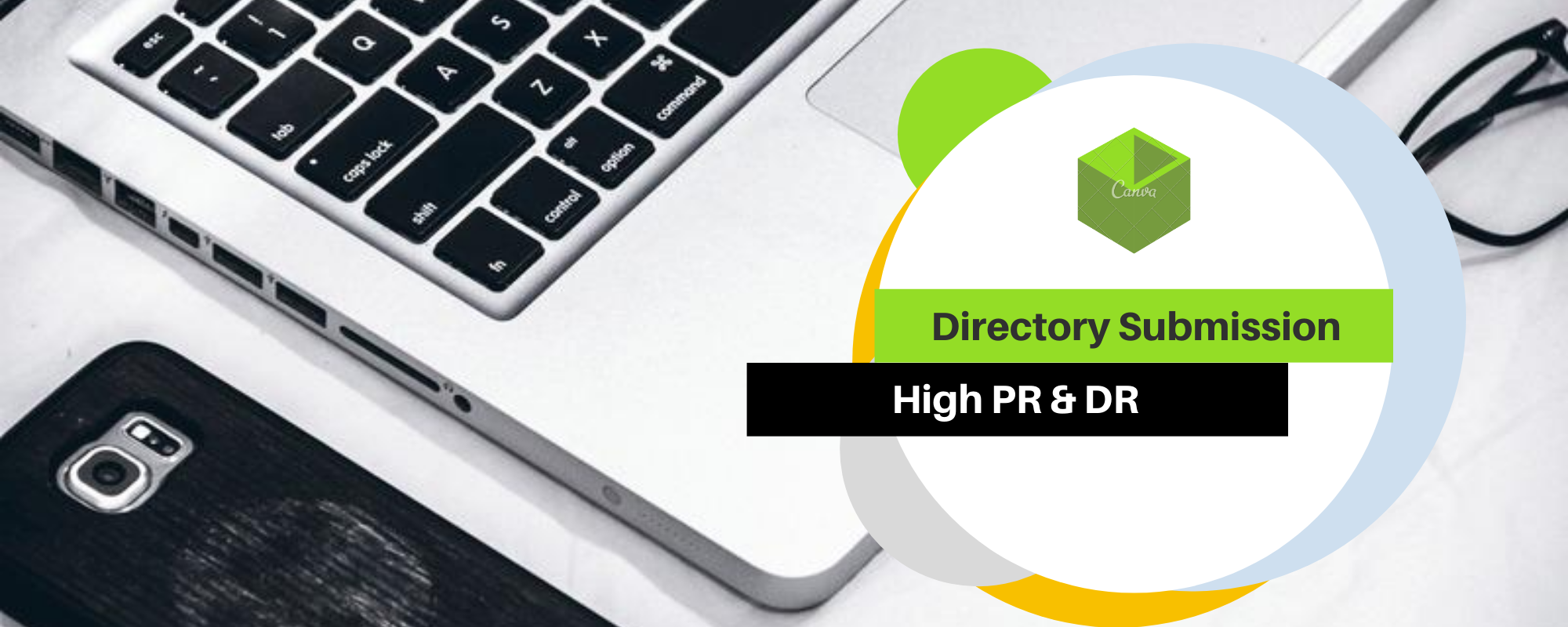 I will creat 300 Directory Submission with High DR & PR websites